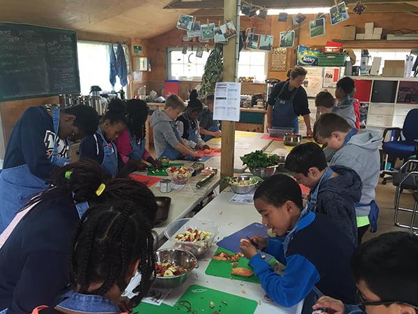 Sutton Community Farm Kids Club