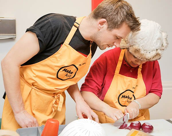 Make Kit Cooking Class