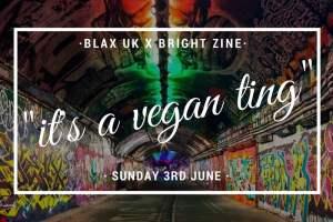 its a vegan ting vegan market
