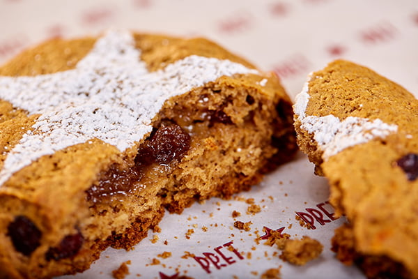 Pret Mince Pie Cookie LR