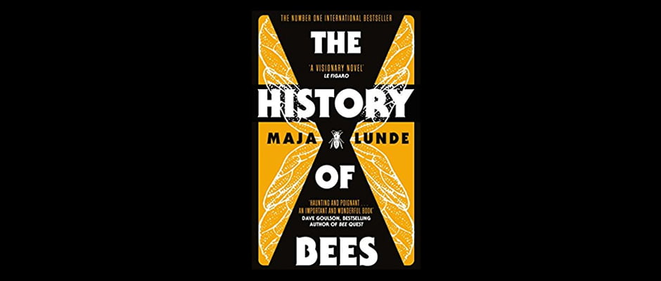 The History of Bees by Maja Lunde v8