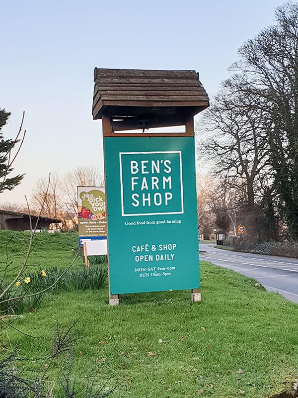 South Devon Ben's Farm Shop
