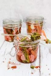 Easy Pickle Recipe   The Flexitarian
