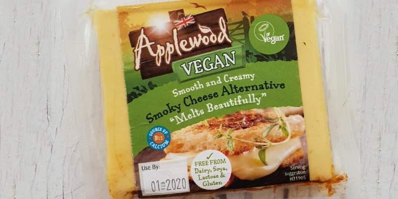 Applewood Cheese Goes Vegan