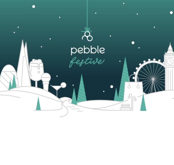 Pebble Festive 2019 Lead
