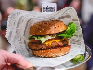 Smithfield Meat Market Is Now Selling Moving Mountains'® Plant-based Burger