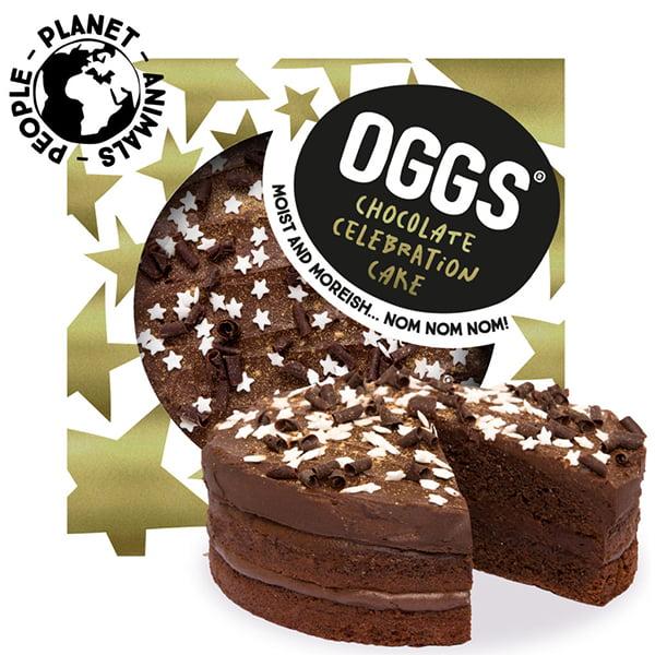 Oggs Celebration Cake