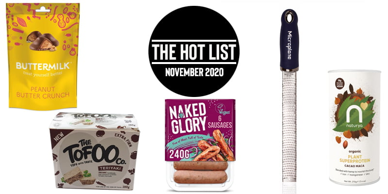 The Hot List: 5 To Try This November