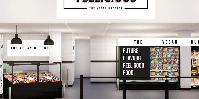 Asda Launches 'Veelicious' - A Vegan Butcher Counter