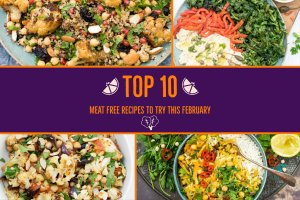 10 Meat Free Recipes To Try This February