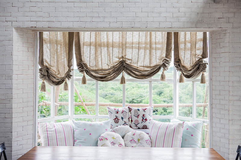 bay window curtain ideas for any home