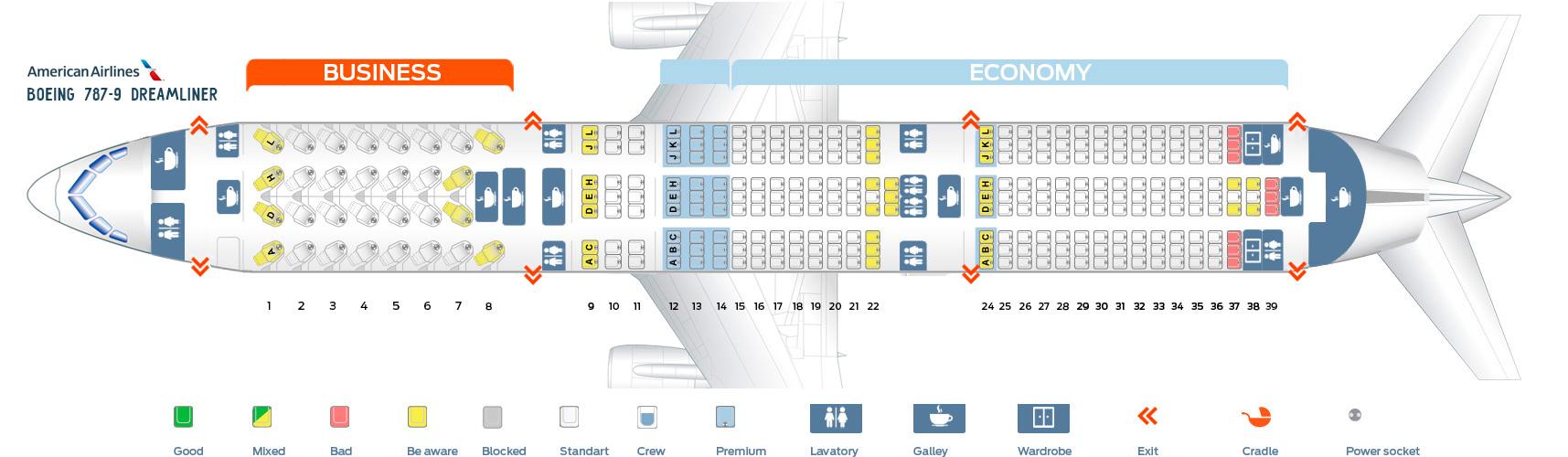 Dreamliner Seat Map 787 9 Brokeasshome Com