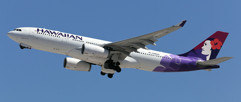 A330 Hawaiian Airbus Airlines 200 Seating