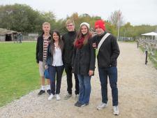 Min udvekslingsstudenterne!
