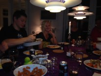 First Thanksgiving for the Danes