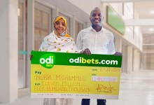 Photo of Moyale woman wins Sh11 million after placing daring bets on Odileague