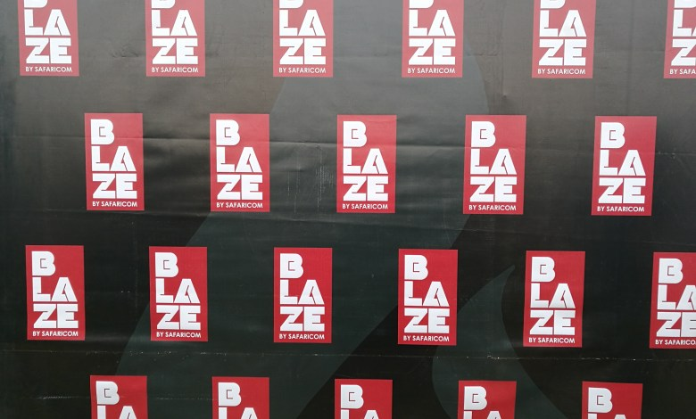 Safaricom Kicks Off Fifth Edition of BLAZE Be Your Own Boss