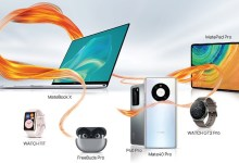 Photo of Some Huawei products you can gift your loved ones this holiday season