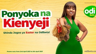 Photo of Shinda Jogoo ya Easter – Odibets Surprise to Customers