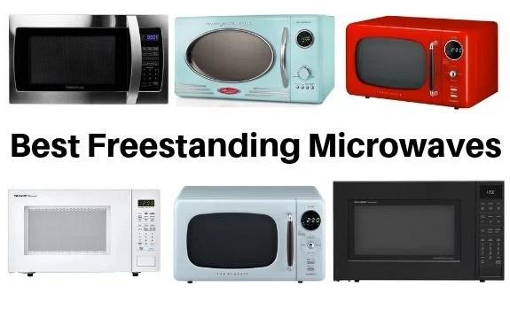 best freestanding microwaves 2020