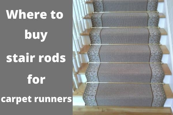 Where To Buy The Stair Rods For Carpet Runners The Flooring Girl   Stair Runners For Sale   Flooring   Stair Tread   Rug   Stair Carpet Runners   Tartan