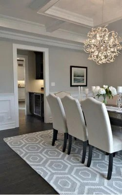 Best Shades Of Paint For Dark Hardwood Floors The