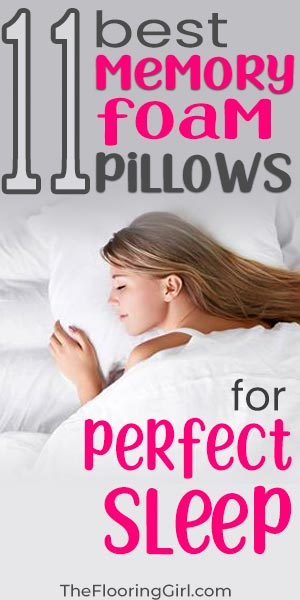 best memory foam pillows for 2021 the