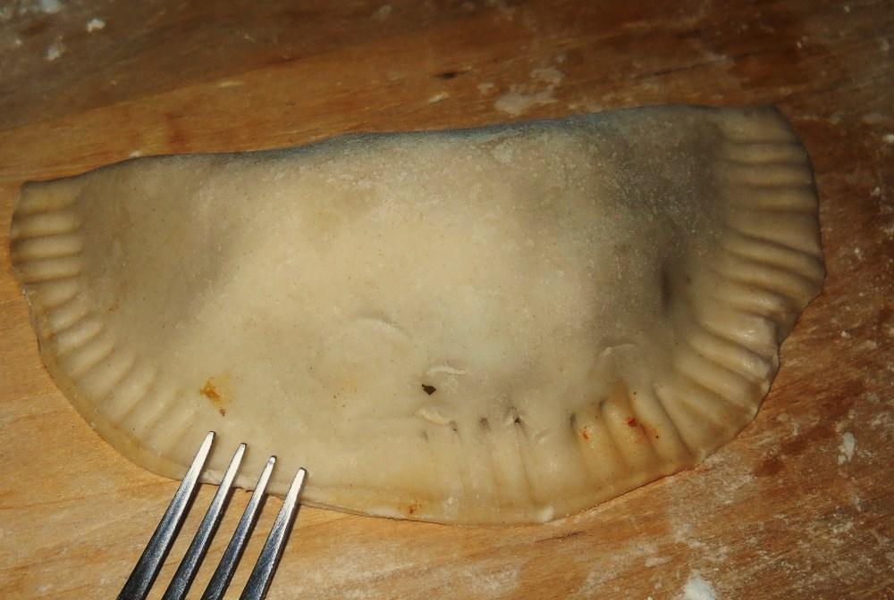 Puerto Rican Pastelillos de Carne (Empanadas) (3/4)