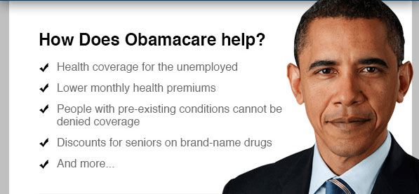 Image result for obamacare