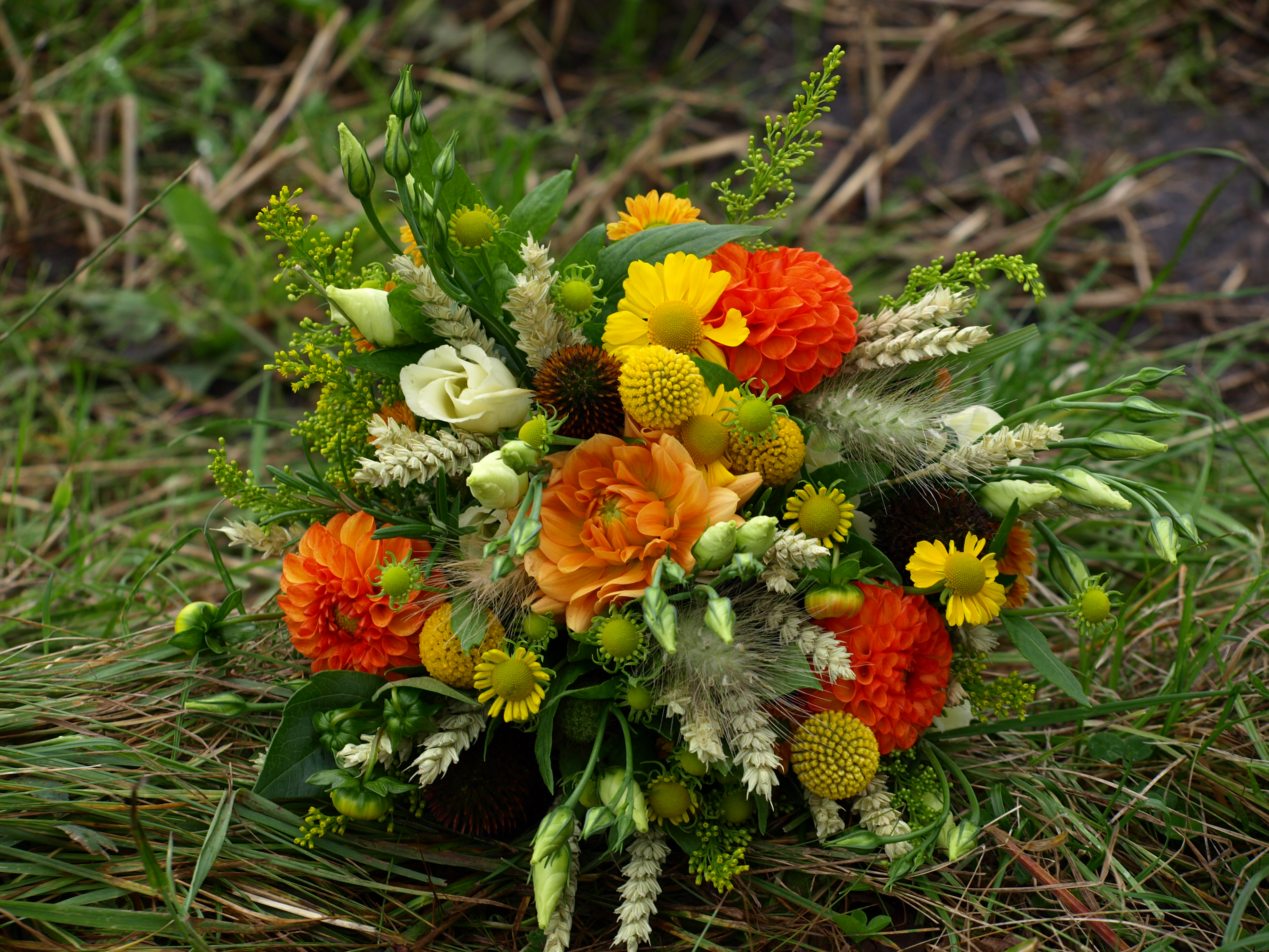 Growing Flowers : Wedding Flowers Lancashire By The Flower