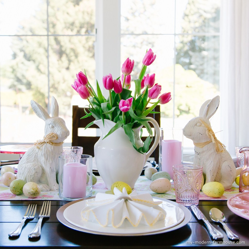 Easter Table Decor & Inspiration