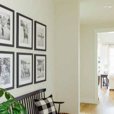 Creating A Gallery Wall With Frame It Easy