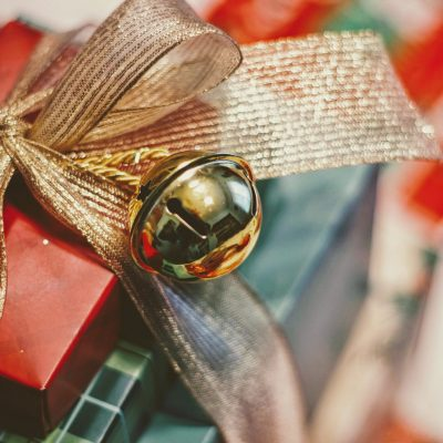 Holiday Bow Wrapping Tutorial