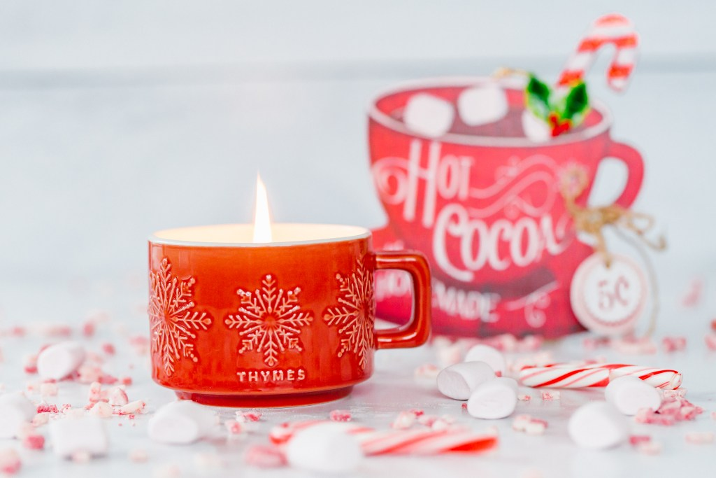 hot cocoa holiday scent