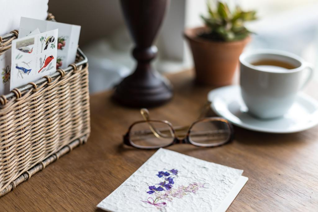 write a letter to a loved one