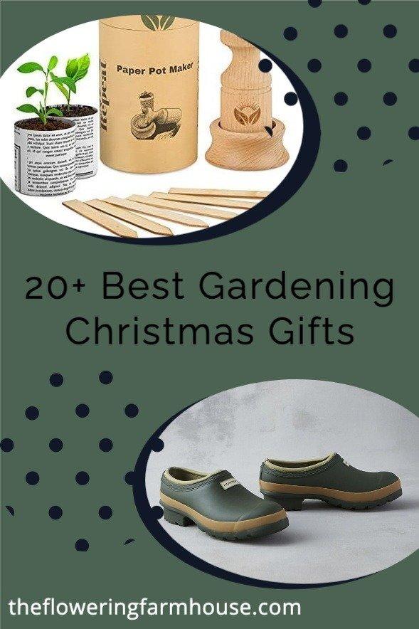 Best Christmas Gardening Gifts