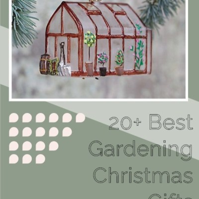 20+ Best Gardening Christmas Gifts