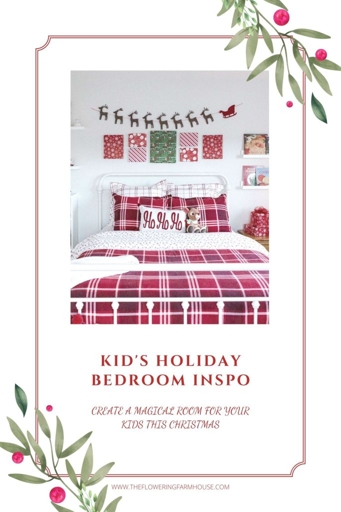 Christmas bedroom Inso