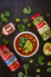 Meat & Olive Chili
