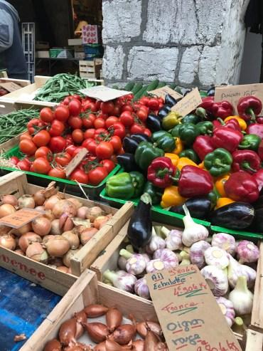 Local veggies!