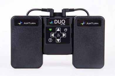 READING: AirTurn Duo