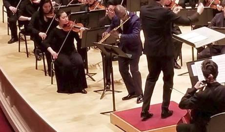 Demarre McGill plays Kevin Puts Concerto: Concert Review