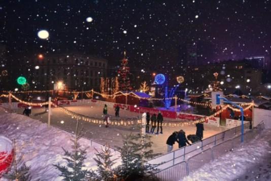 Sarajevo Christmas market is a beautiful market in Bosnia's capital