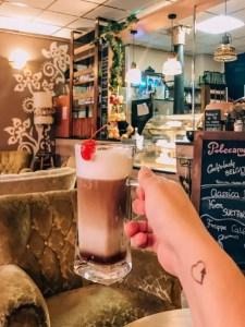 The best cafe in Walbrzych might be Zielona Sofa