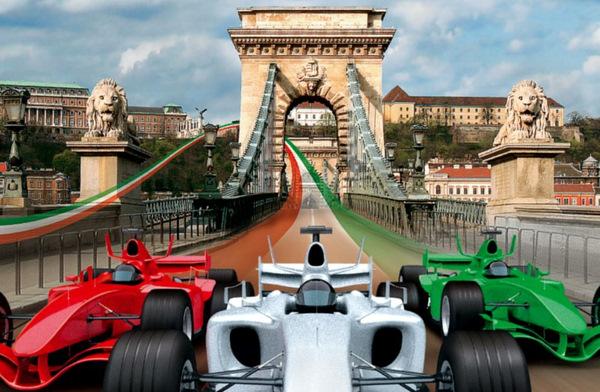 F1 Budapest Lancehid