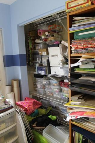 studio before cleaning 3
