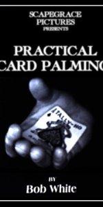 Bob White Practical Card Palming DVD