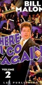 Bill Malone Here I Go Again Volume 2 DVD