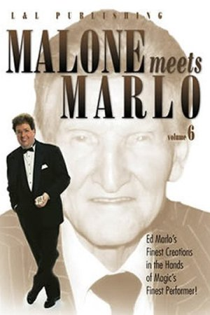Malone Meets Marlo Volume 6 Bill Malone DVD