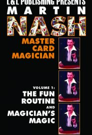 Martin A. NaMartin A. Nash Master Card Magician V1sh Master Card Magician